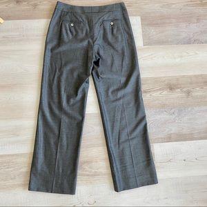 MaxMara Pants & Jumpsuits - Max Mara Heather Gray work pants trousers